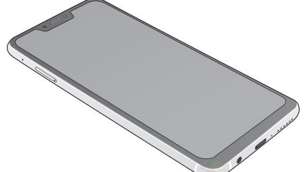 Asus ZenFone 5 Modeli iPhone X Benzeri Çentikli Bir Tasarımla Göründü
