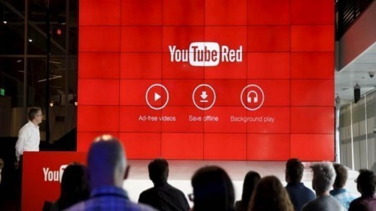 YouTube Red, 100 yeni ülkeye merhaba demeye hazırlanıyor
