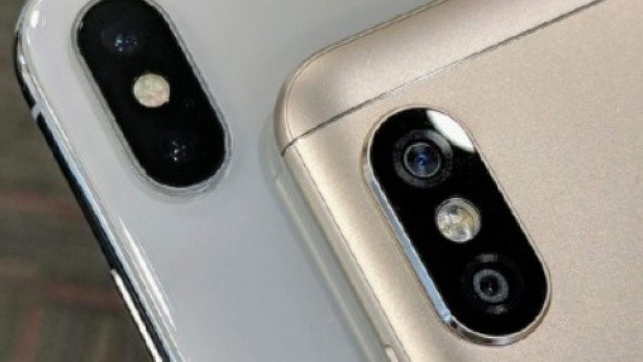Redmi Note 5 Pro'nun ilk Canlı Görseli Sızdırıldı