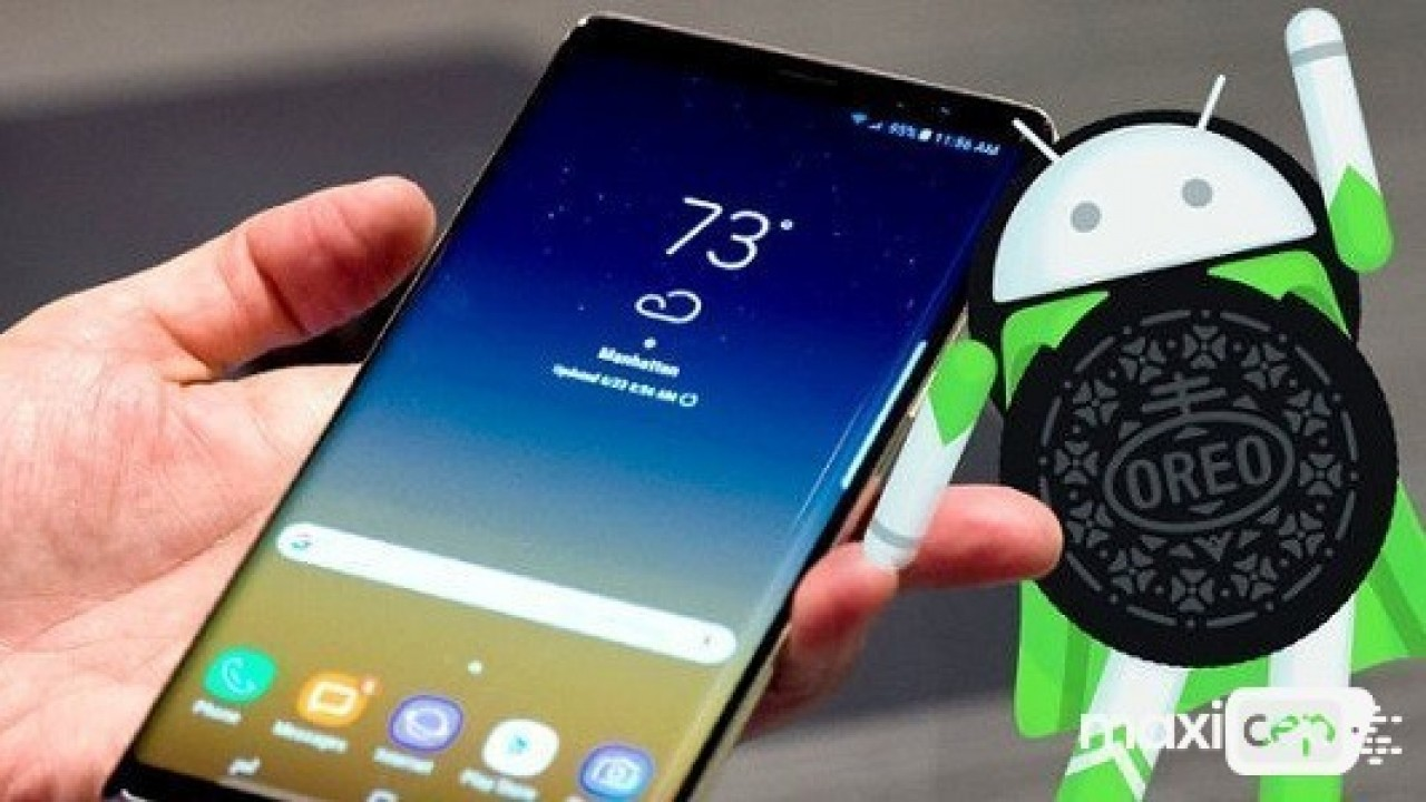 Samsung Galaxy S8 Android 8.0 Oreo Güncellemesi Durduruldu