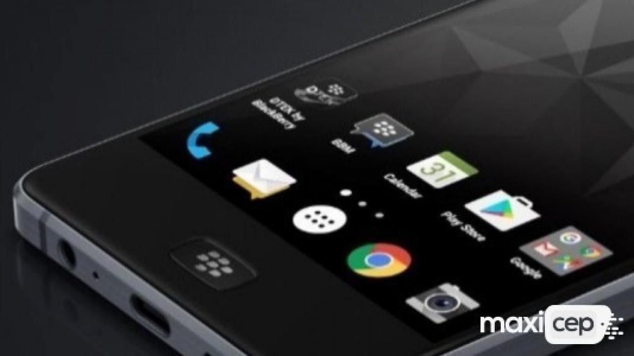 Blackberry Yeni Kamera Tasarımı İçin Patent Aldı