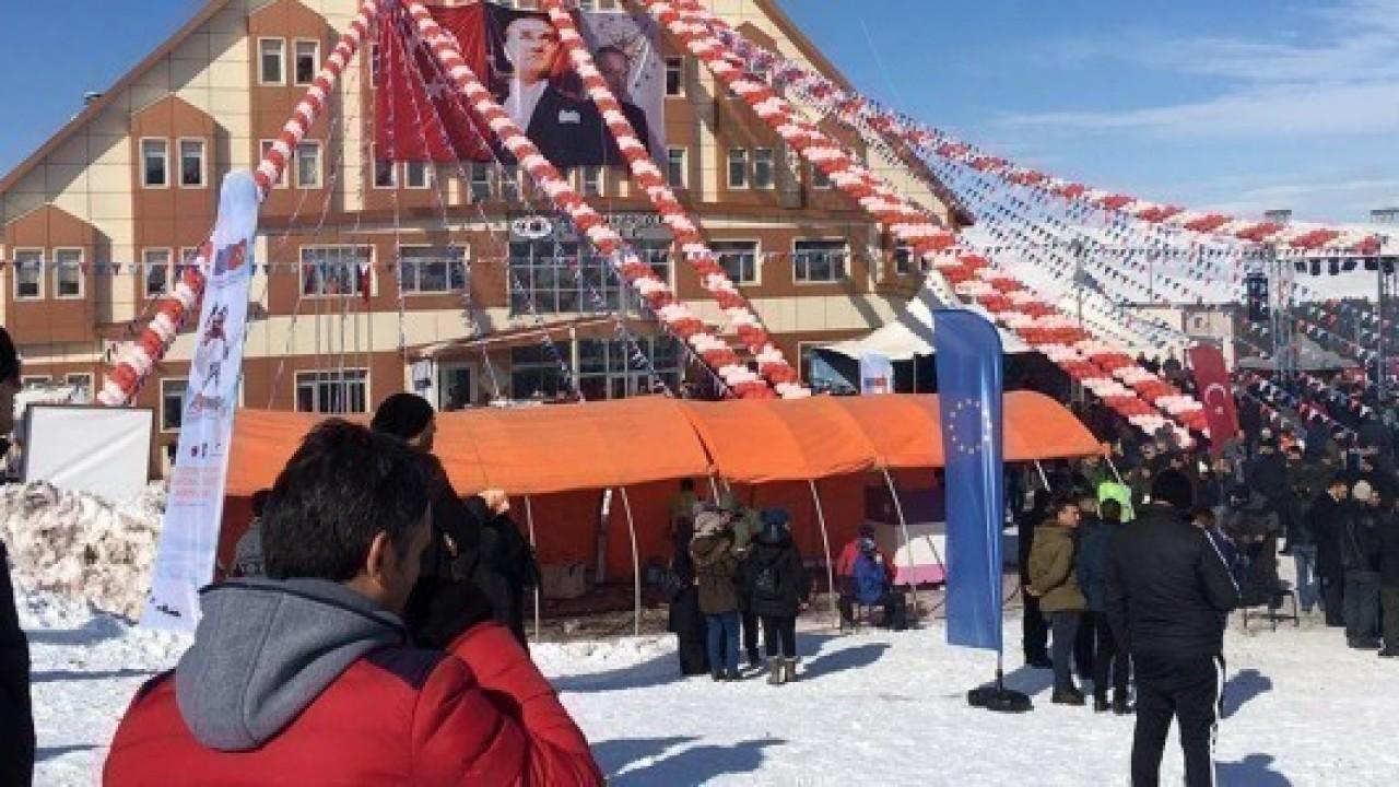 Huawei'den, Ardahan Kayak Merkezi'ni kesintisiz iletişim