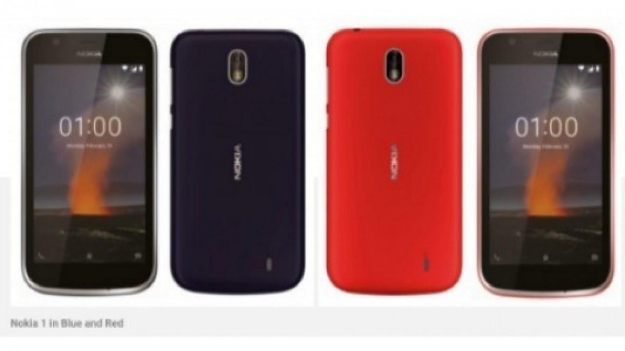 Nokia TA-1071 FCC Sertifikası Aldı