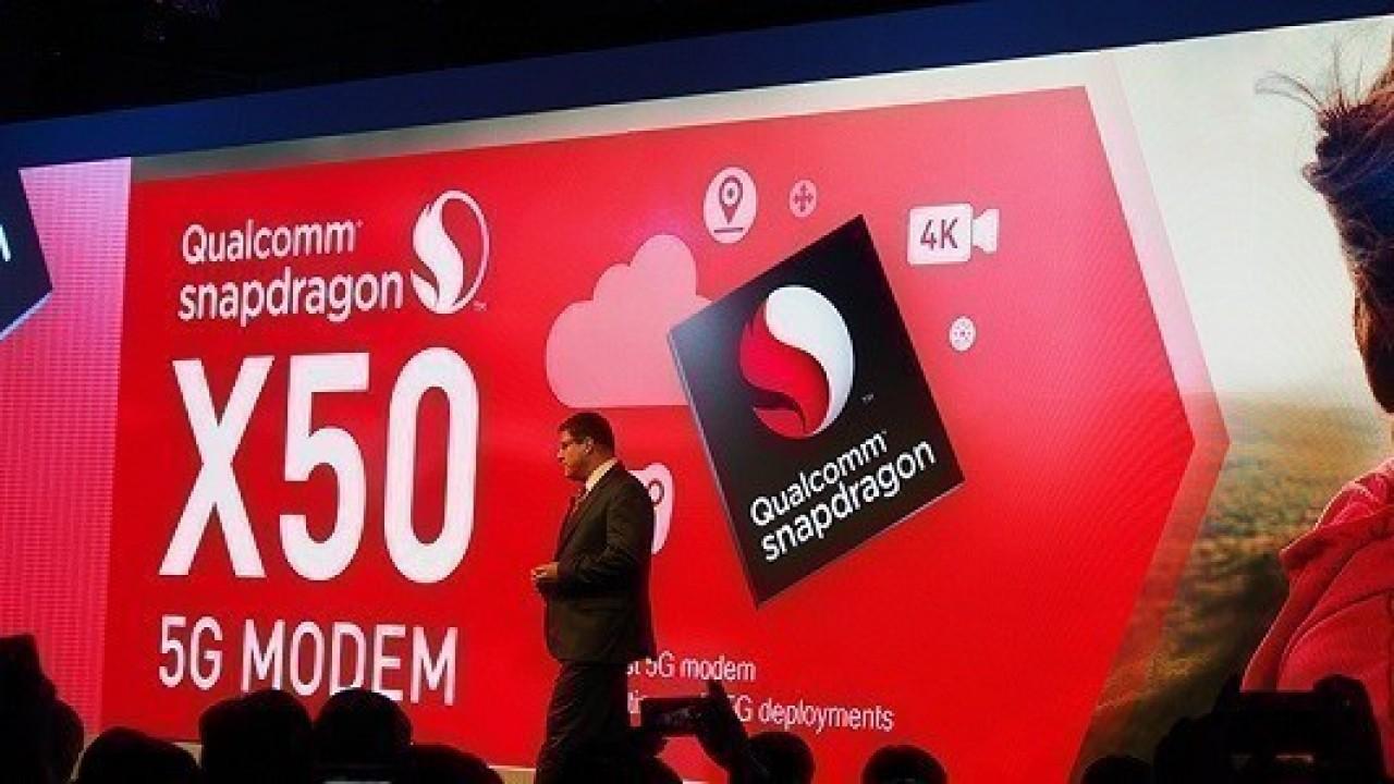 Samsung ve Qualcomm Galaxy S10'da Kullanılacak 5G Modem İçin Birlikte Çalışıyor