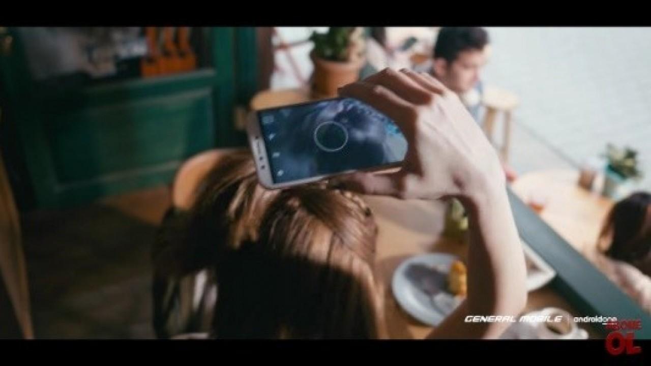 General Mobile GM 8 için İlk Reklam Filmi Yayınlandı