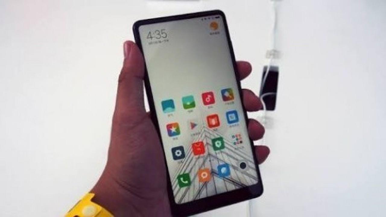 Snapdragon 845'li Xiaomi Mi Mix 2s'in Tanıtım Tarihi Açıklandı