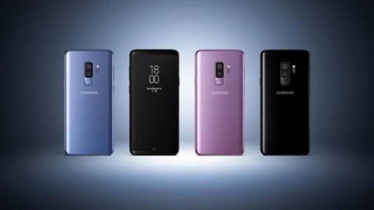 Samsung, Galaxy S9'un S8'den Daha Fazla Satmasını Bekliyor