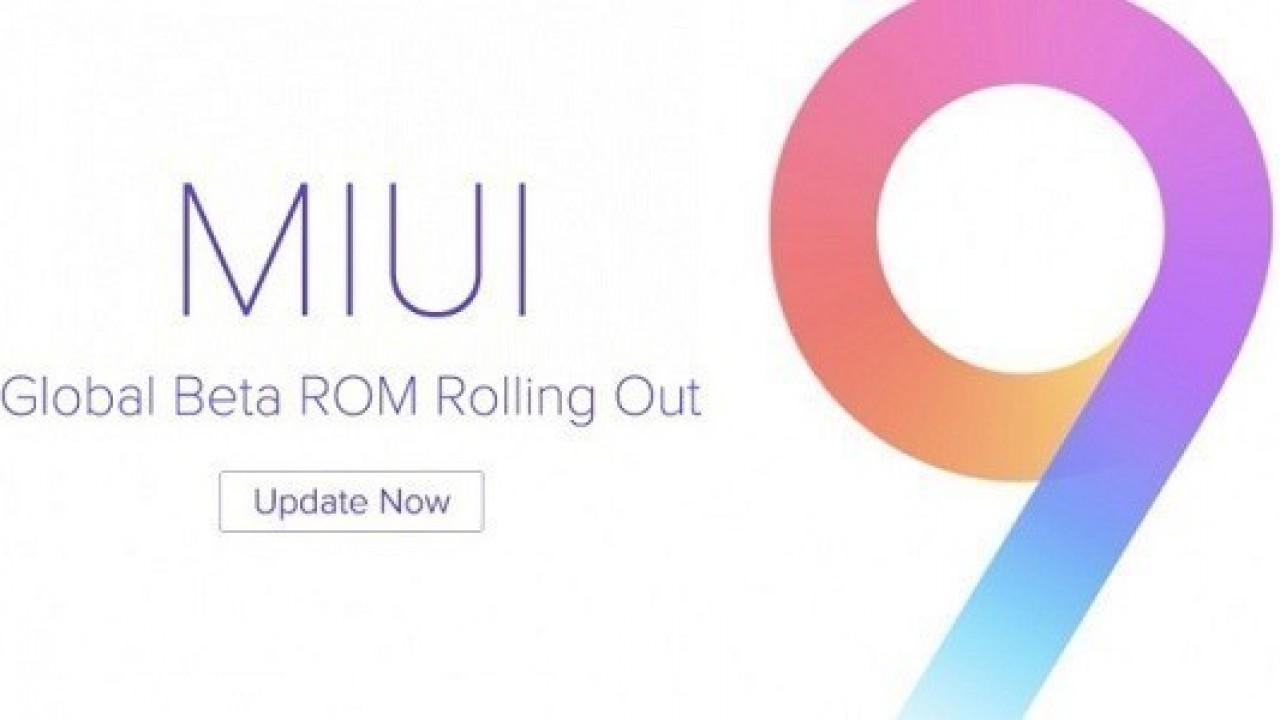 MIUI 9 Global Beta 8.2.1 Güncellemesi Yayınlandı