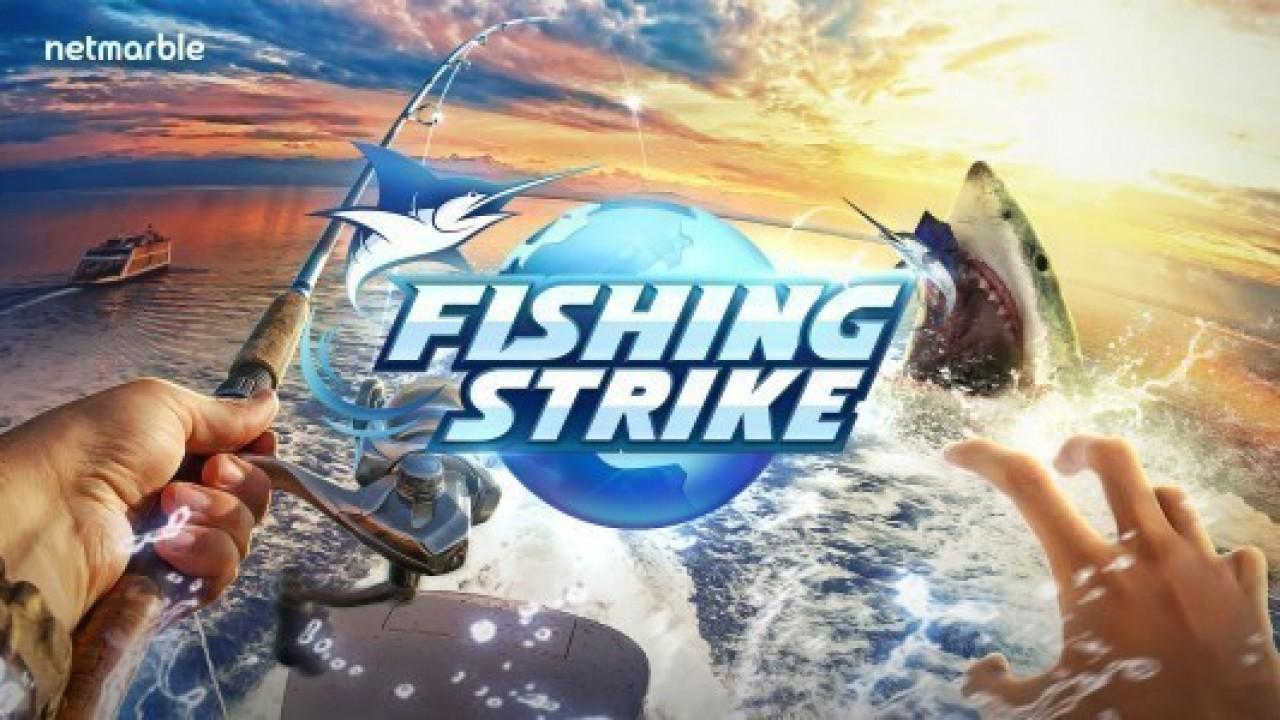 Fishing Strike, Android ile iOS'lu cihazlara merhaba diyecek