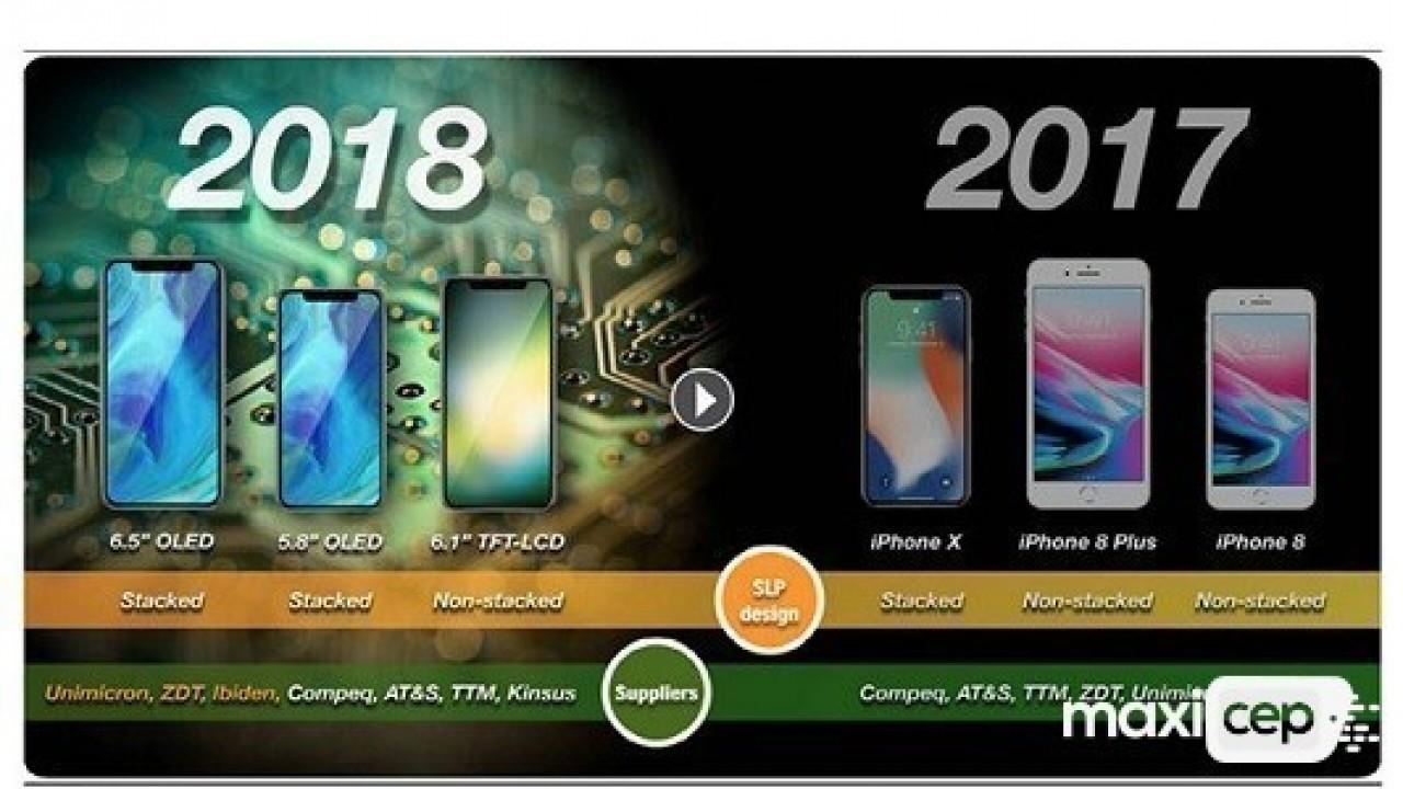 iPhone 9 ve iPhone Xs Çift SIM Kart Desteği ve Intel Modem İle Gelecek