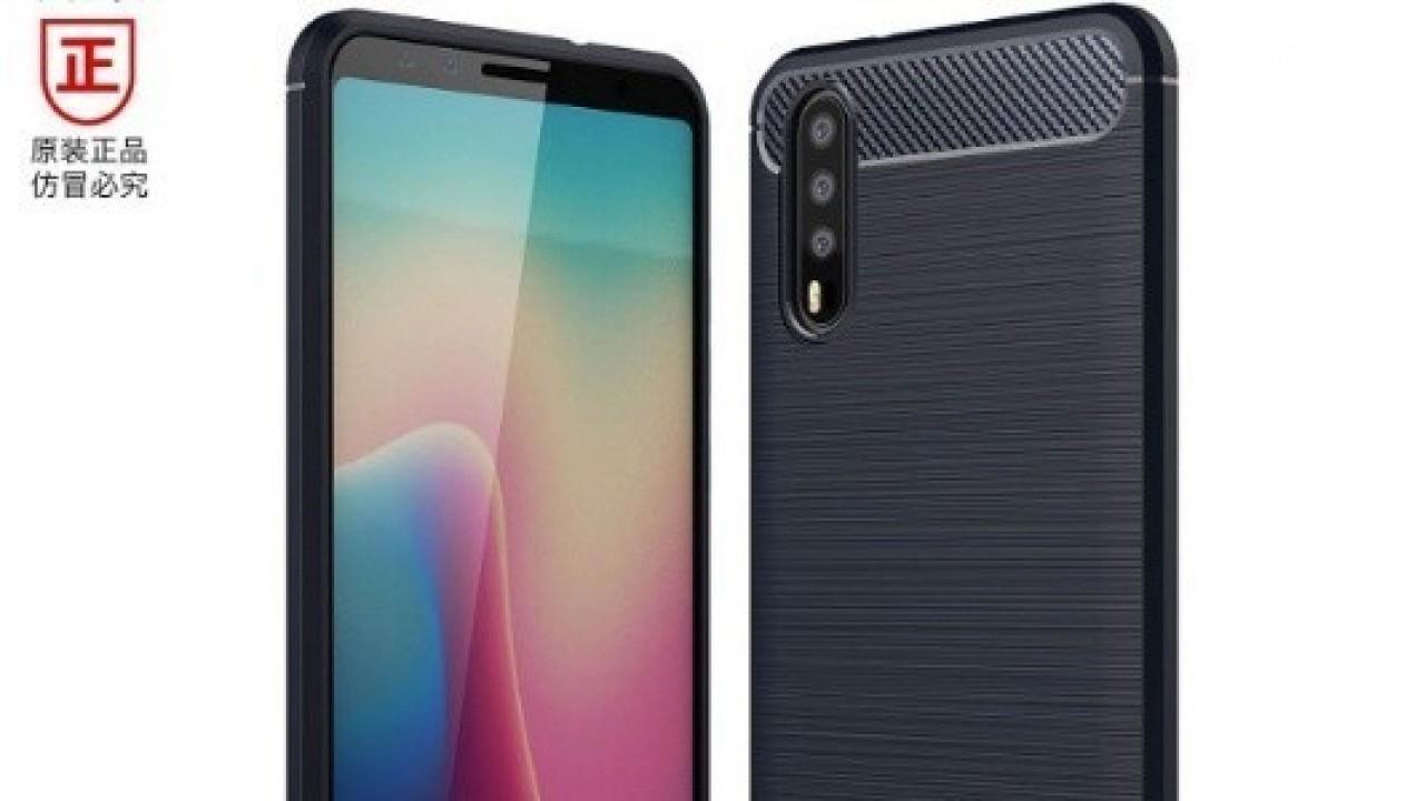 Huawei P20'nin Üçlü Kamerasını Gösteren Resimleri Sızdırıldı