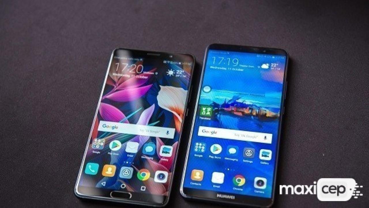 Huawei Mate 10 ve Mate 10 Pro Önemli Bir Güncelleştirme Almaya Başladı