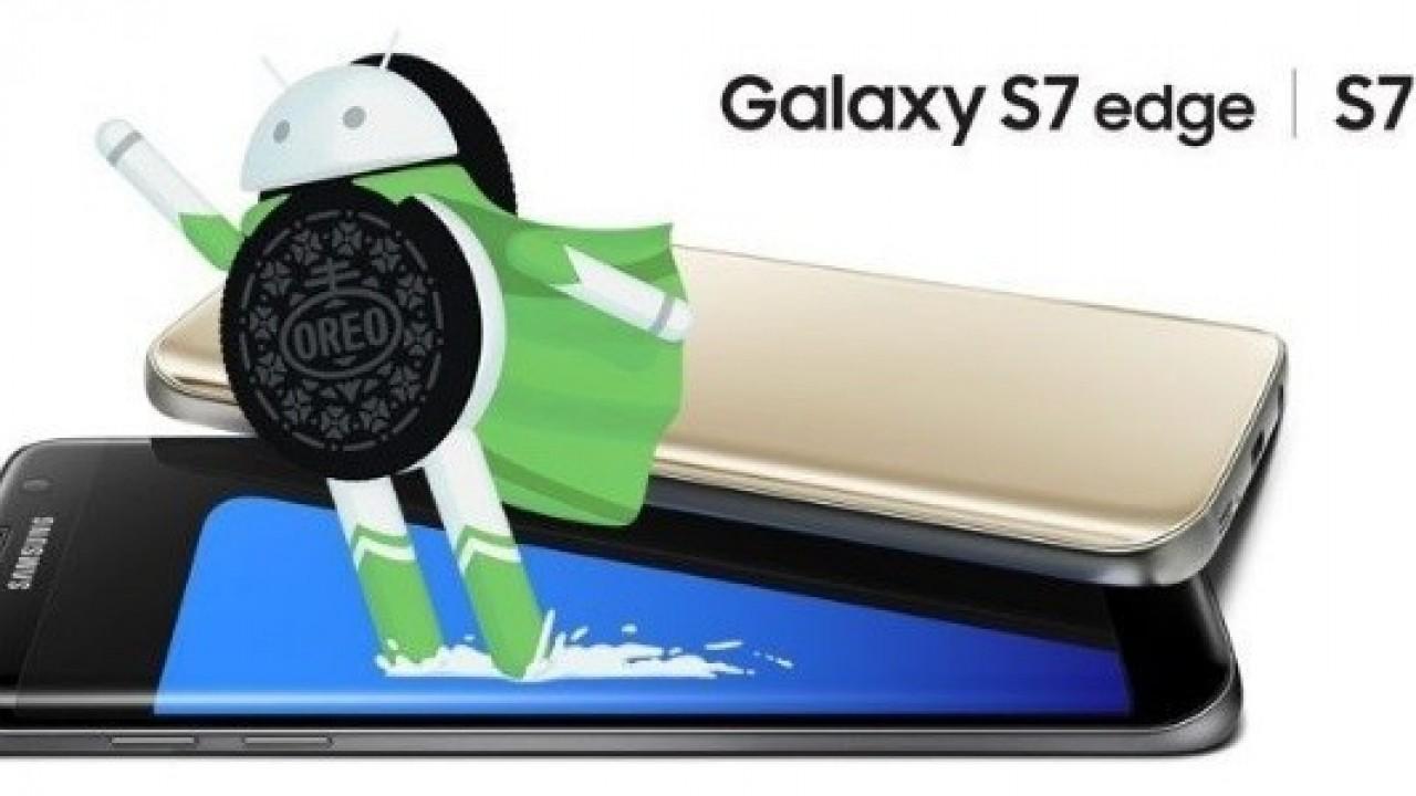Galaxy S7 Edge için Vietnam'da Yanlışlıkla Android Oreo Yayınlandı