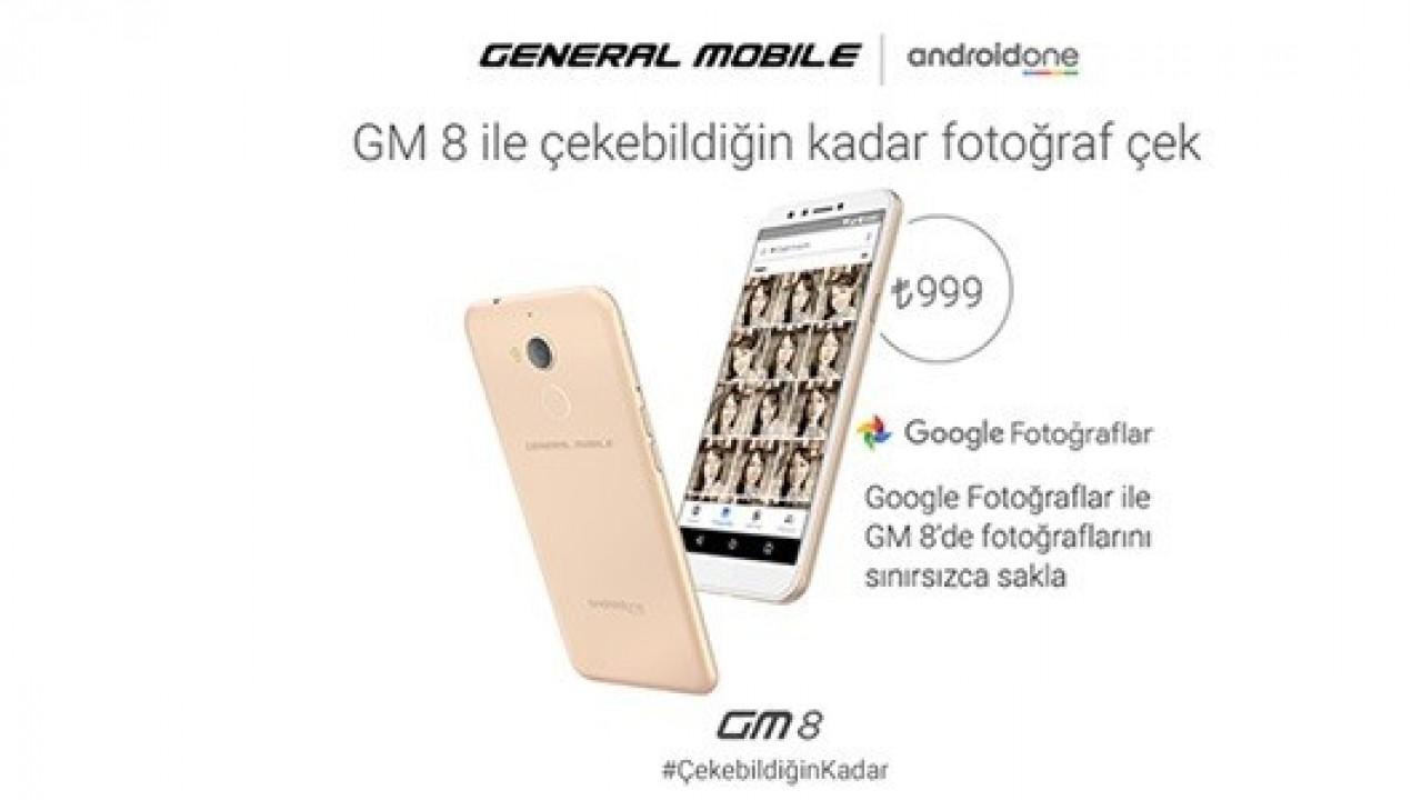 General Mobile GM 8 Uygun Fiyat Etiketiyle Duyuruldu