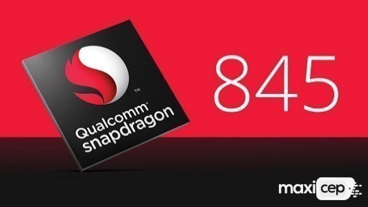 Snapdragon 845'in Snapdragon 835'den Ne Kadar Hızlı Olduğu Ortaya Çıktı