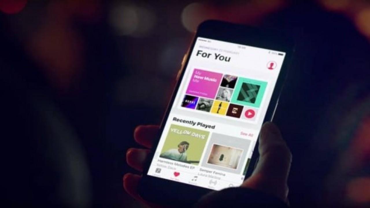 Apple Music ücretli abone sayısını arttırıyor