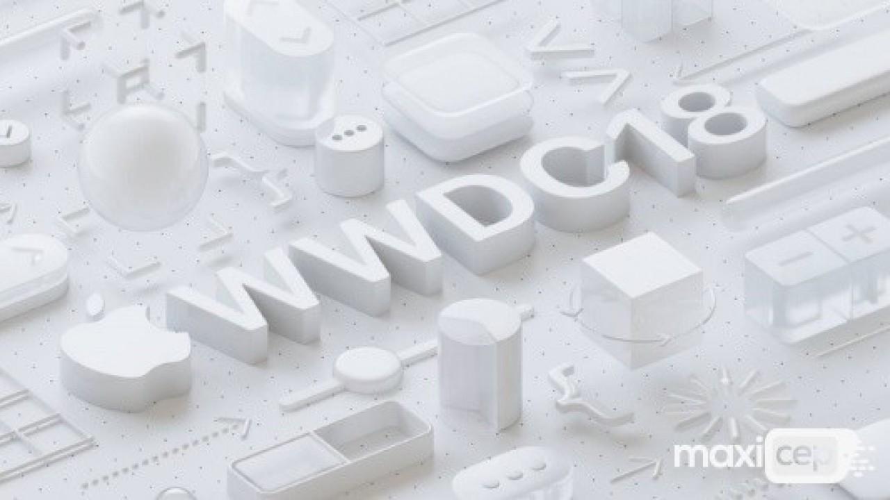 Apple, Gelecek Nesil iOS ve macOS'yi 4 Haziran'daki WWDC 2018'de Açıklayacak