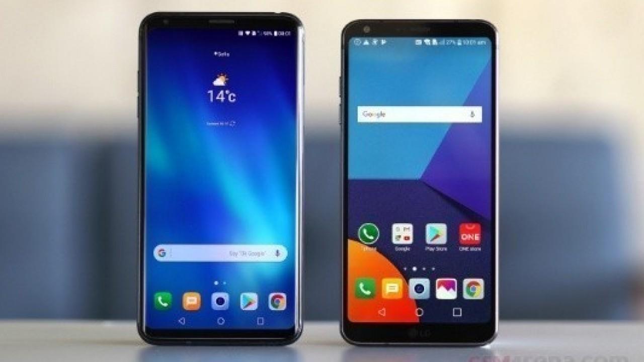LG G7, LCD Ekrana Sahip Olabilir