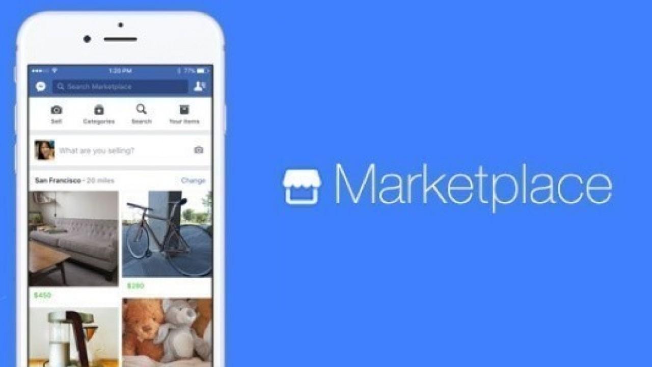 Facebook Marketplace Türkiye'de Kullanıma Sunuluyor