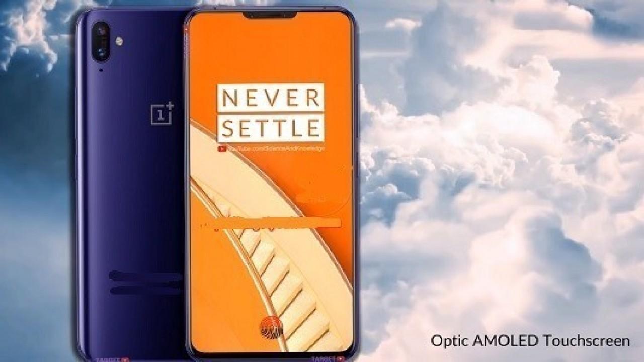OnePlus 6 Render Görüntüleri Ortaya Çıktı