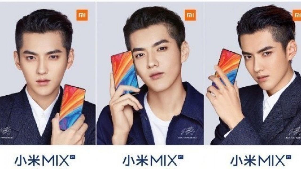 Xiaomi Mi Mix 2s'in Özellikleri, Yarınki Tanıtım Öncesinde CEO Tarafından Doğrulandı