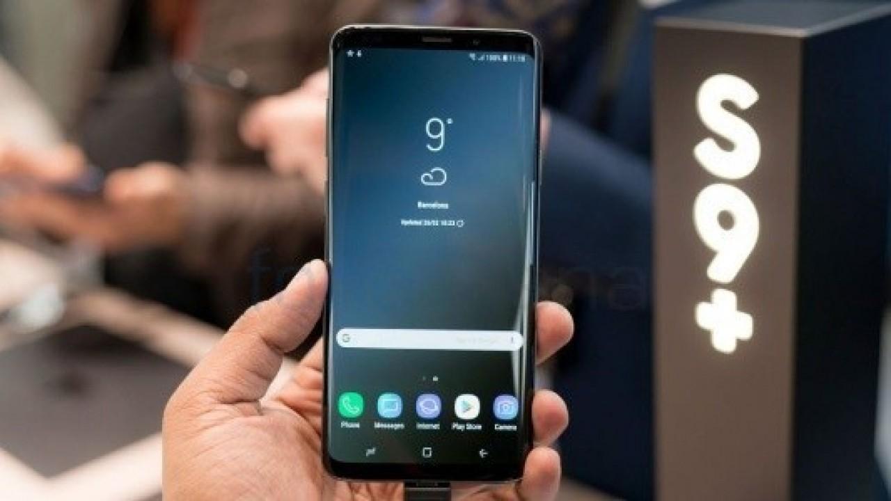 Galaxy S9 ve S9+'ın 128GB Depolama Alanına Sahip Versiyonu Satışa Sunuldu