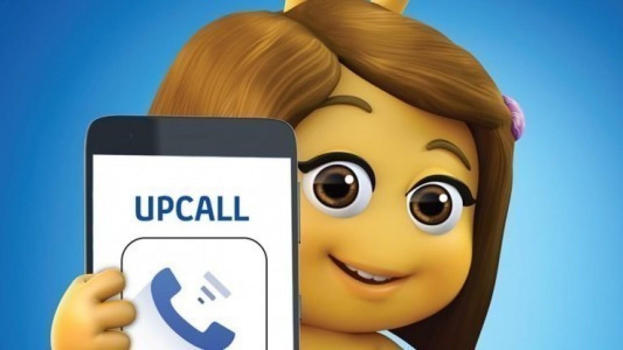 Arayanı bulmak için, ücretsiz olan UpCall'ı tercih edin