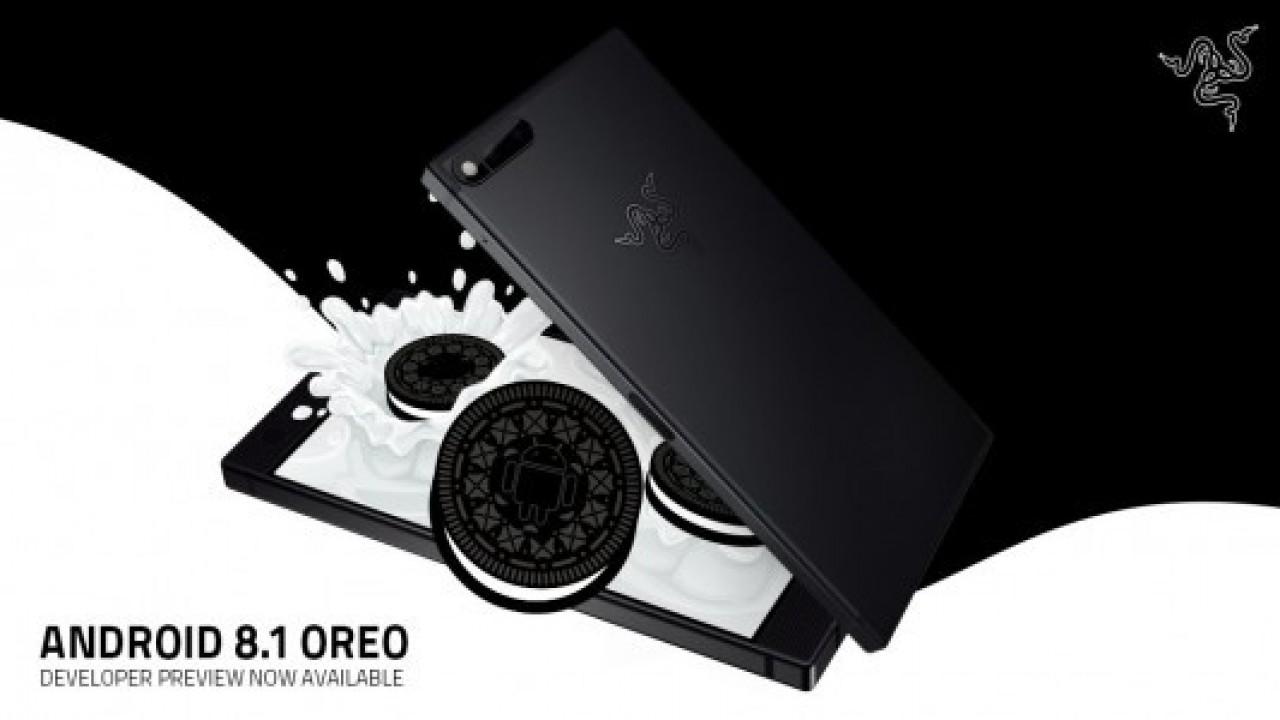 Razer Phone önümüzdeki ay Android 8.1 Oreo'ya kavuşacak