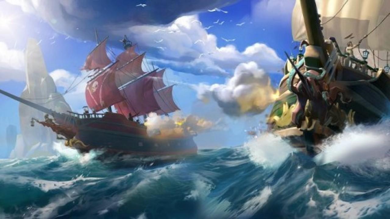 Sea Of Thieves kısa sürede 2 milyon oyuncu sayısına ulaştı