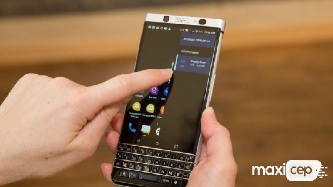 BlackBerry KEYone 2 aksesuarları görüntülendi
