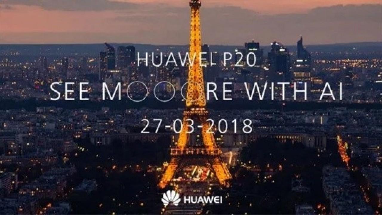 Huawei P20, P20 Pro ve P20 Lite Fiyatları Sızdırıldı