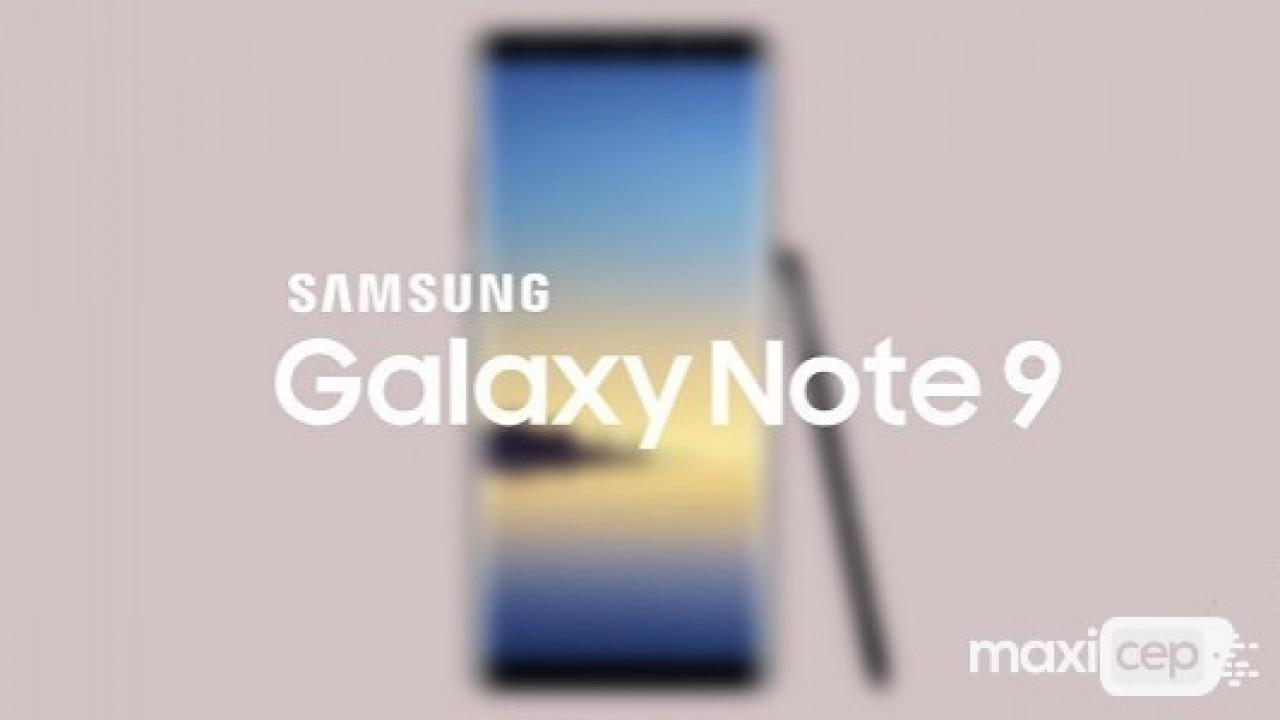 Samsung Galaxy Note 9 Ekrana Gömülü Parmak İzi Okuyucusuna Sahip Olmayacak