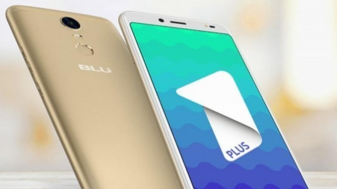 BLU Vivo One Plus, resmi olarak duyuruldu