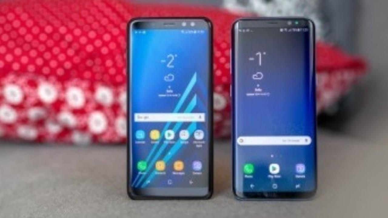 Samsung Galaxy A6 Plus (2018) Infinity Ekrana Sahip Olacak