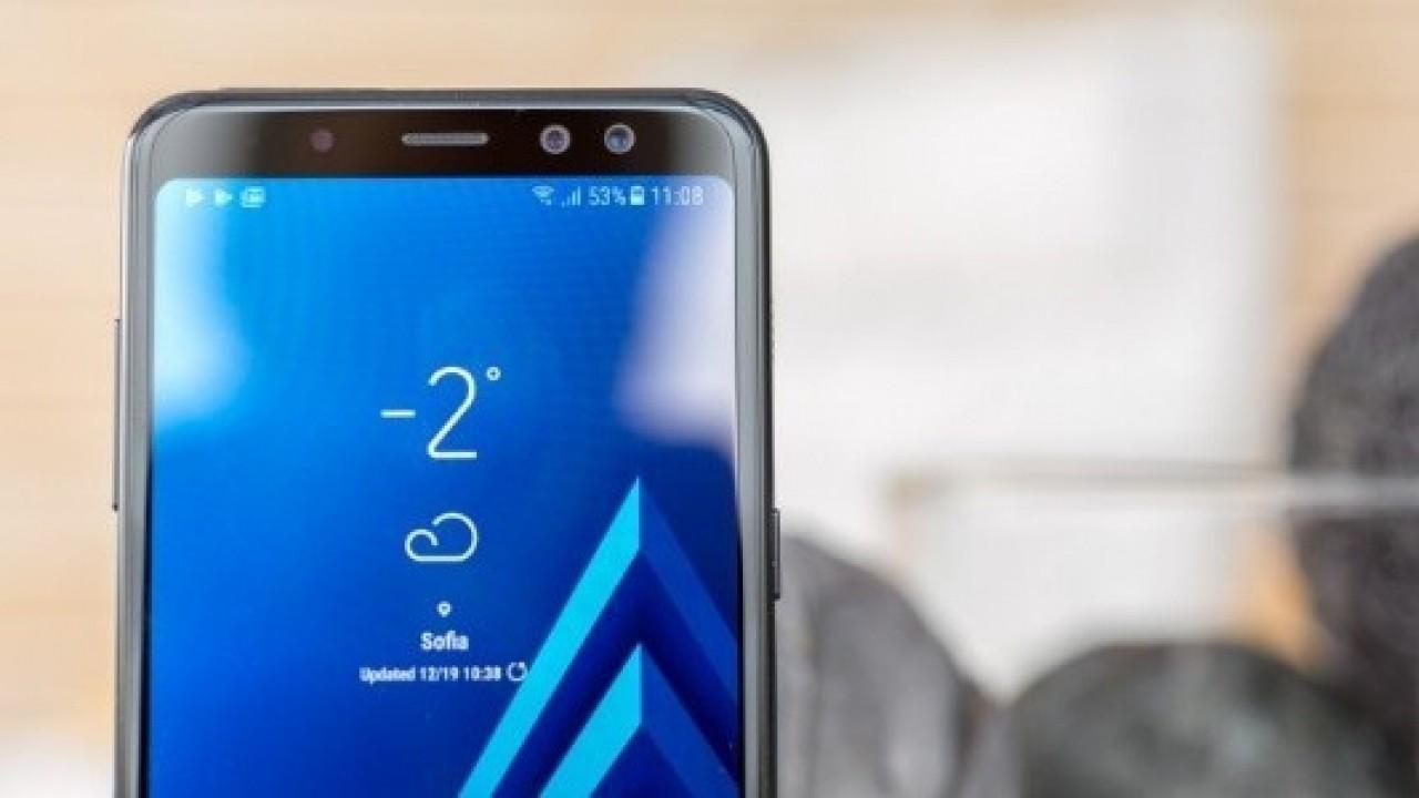 Samsung Galaxy A6 + (2018) Wi-Fi Sertifikası Aldı