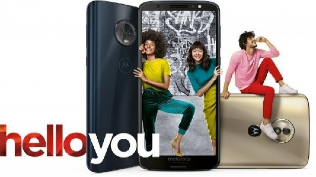 Moto G6, G6 Plus, G6 Play, E5 ve E5 Plus, 18: 9 Ekran ve Android 8.0 Oreo ile Duyuruldu
