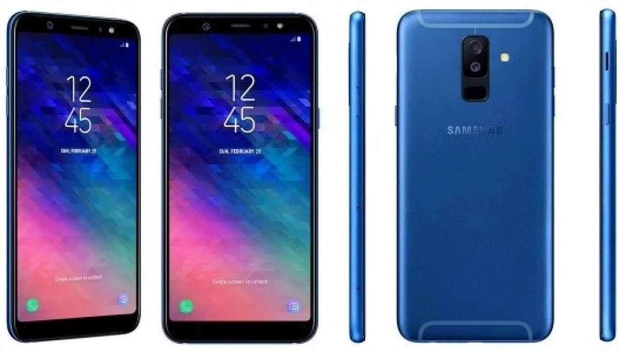 Galaxy A6+ Basın Görselleri Sızdırıldı
