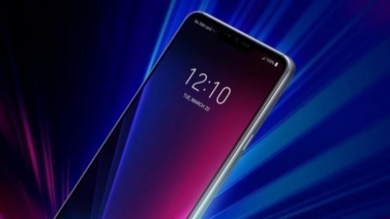Sızdırılan LG G7 ThinQ Basın Görseli, Telefonun Tasarımını Gözler Önüne Serdi