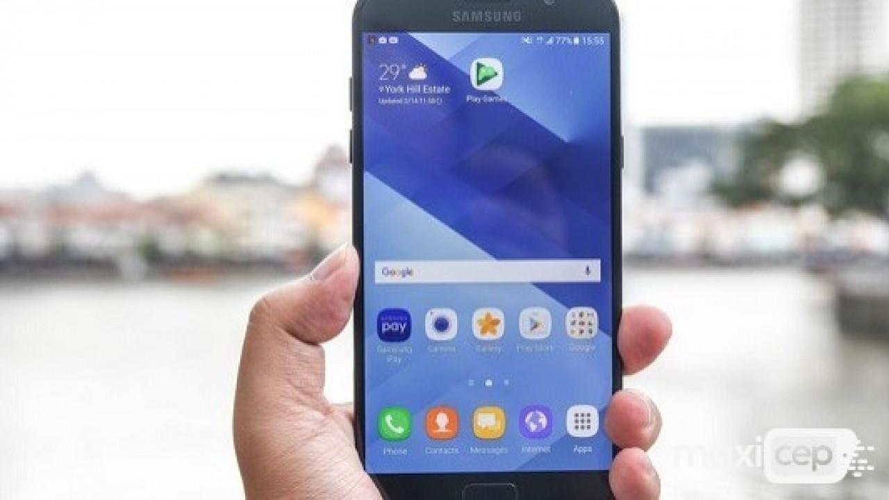 Samsung Galaxy A7 (2017) Android 8.0 Güncellemesi Yayınlanmaya Başladı