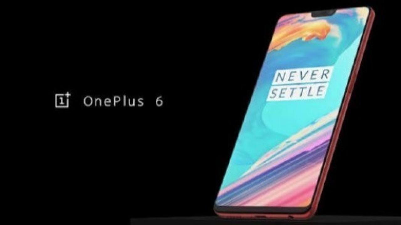 OnePlus 6, Çalışır Halde Görüntülendi