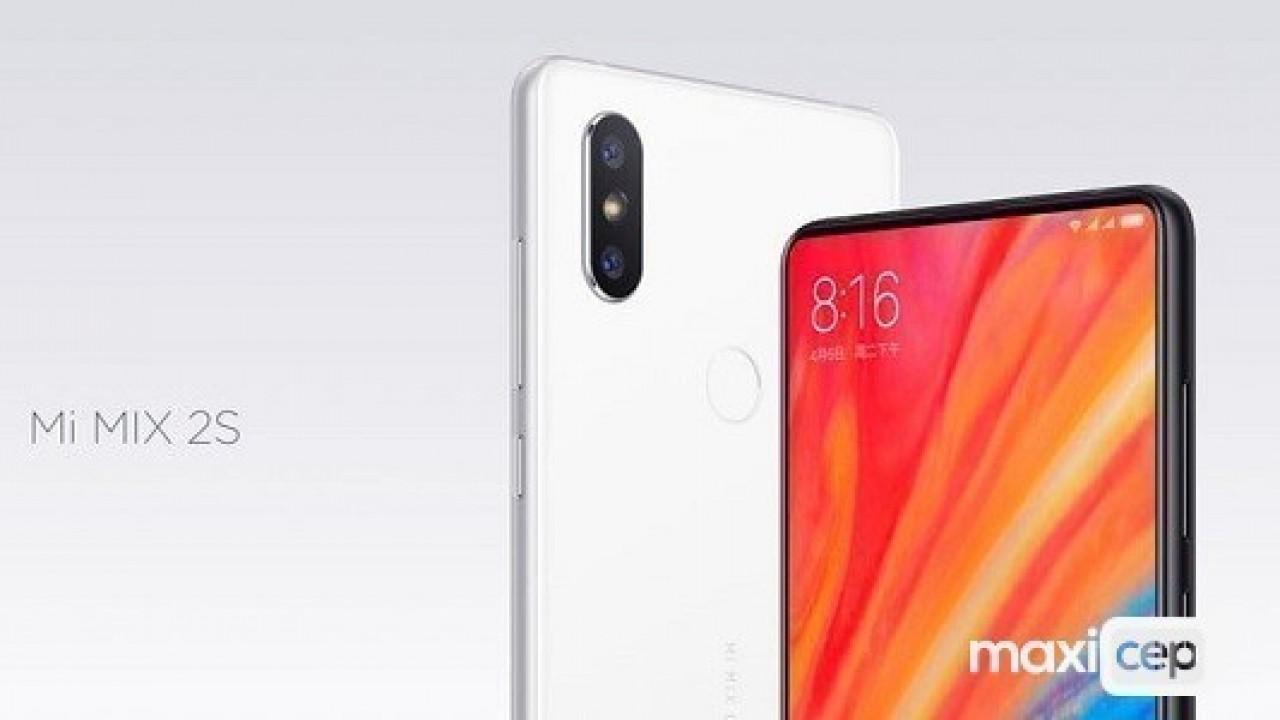 Xiaomi Mi Mix 2S Stokları Dakikalar İçinde Tükendi