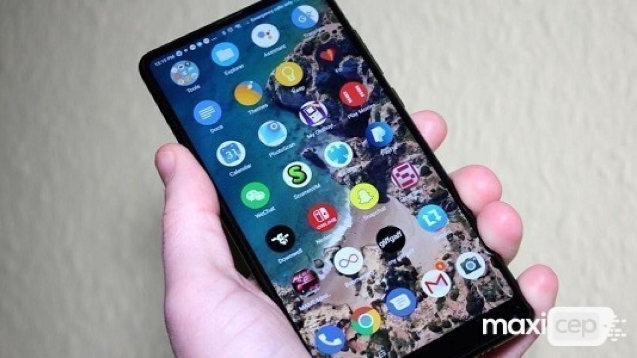 Xiaomi Mi 7 İçin Üretilen Ekran Koruyucusu Ortaya Çıktı