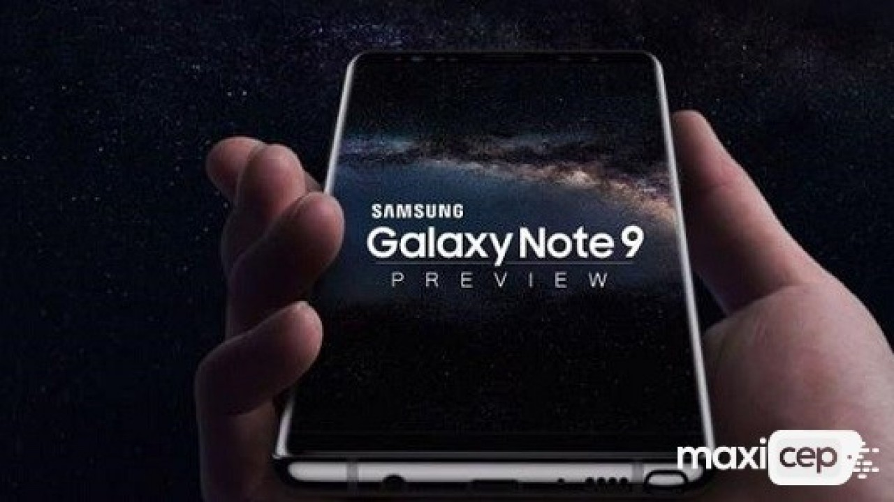 Samsung Galaxy Note 9 Çalışır Halde Görüntülendi