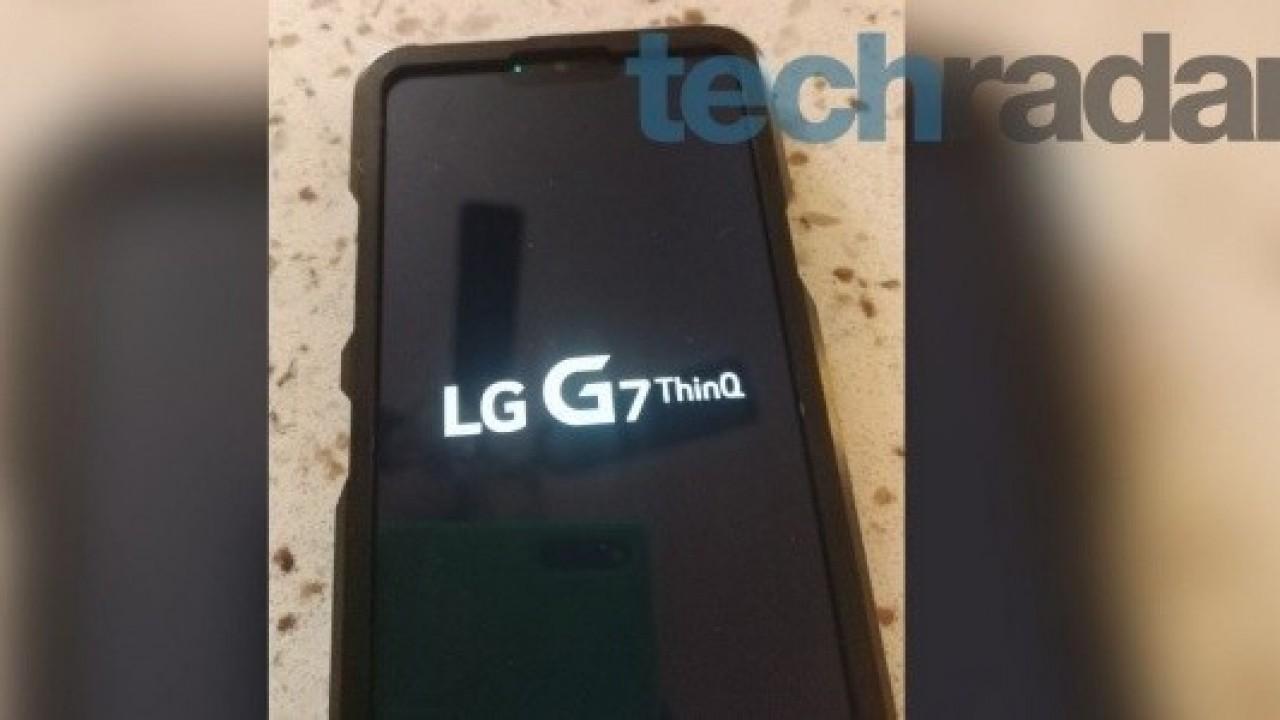 LG G7 ThinQ Canlı Görselleri Ortaya Çıktı