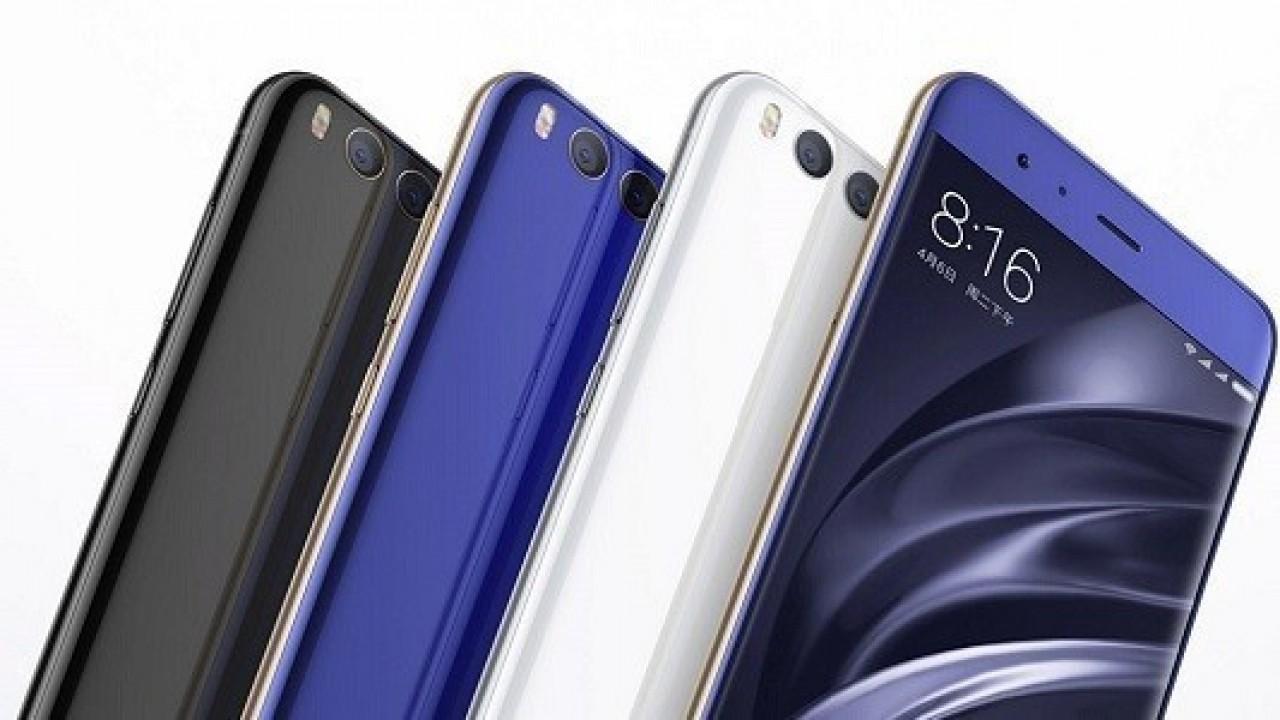 Xiaomi Mi 6 Stokları Tükendi