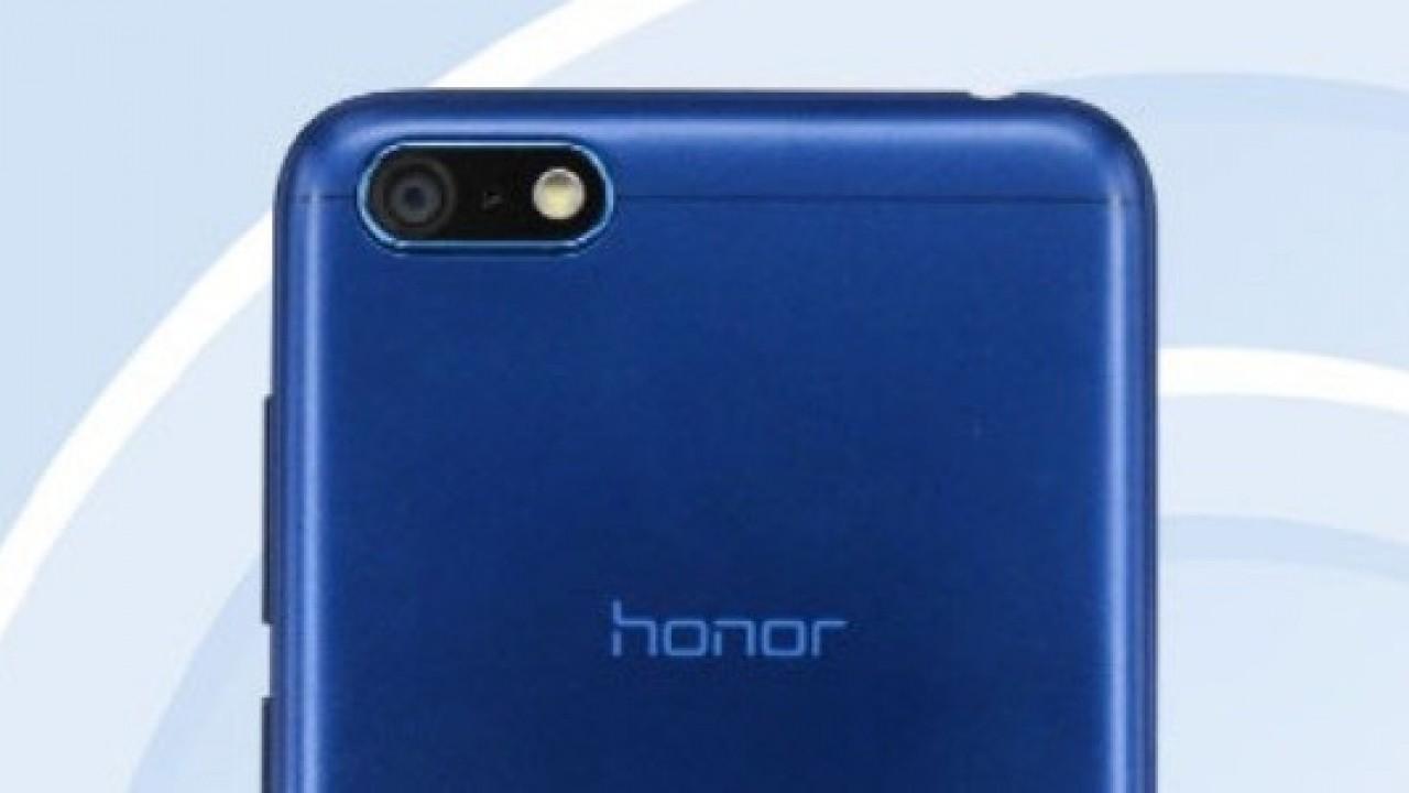 Giriş Seviye Honor 7S Görüntüleri ve Özellikleri TENAA'da Ortaya Çıktı