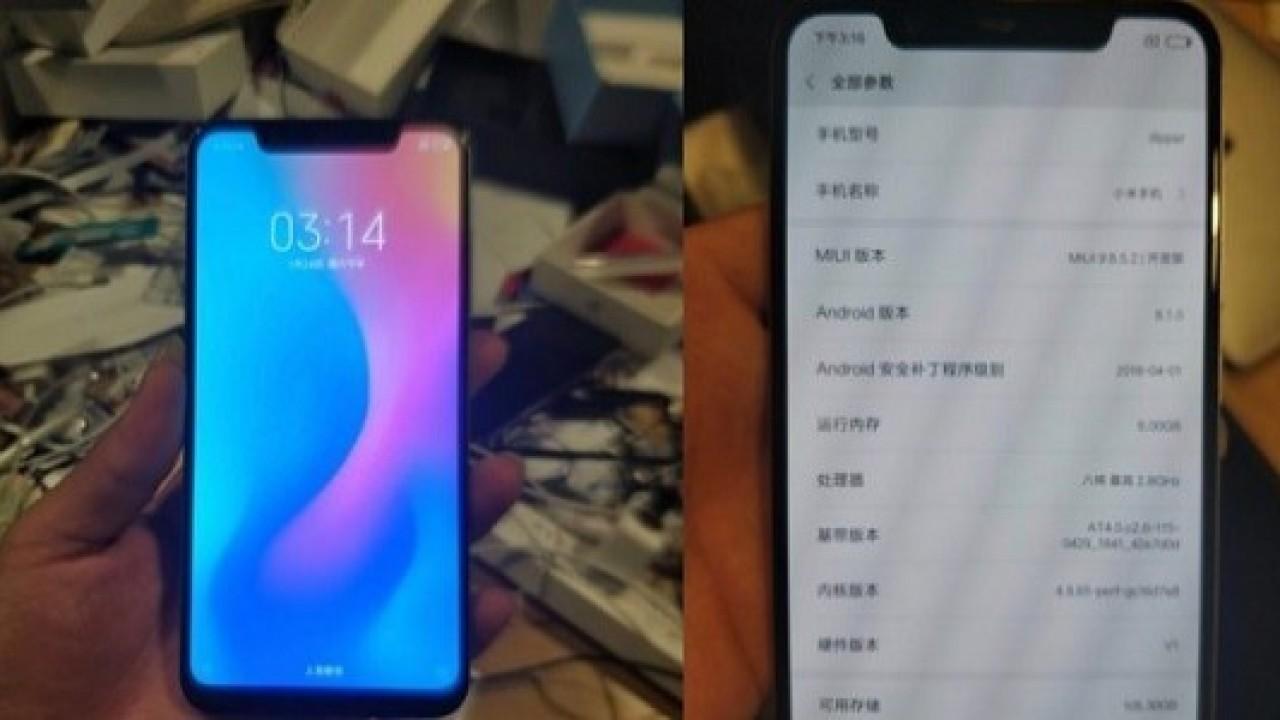 Xiaomi Mi Serisinin Yeni Üyesi Xiaomi Mi 8 Olabilir