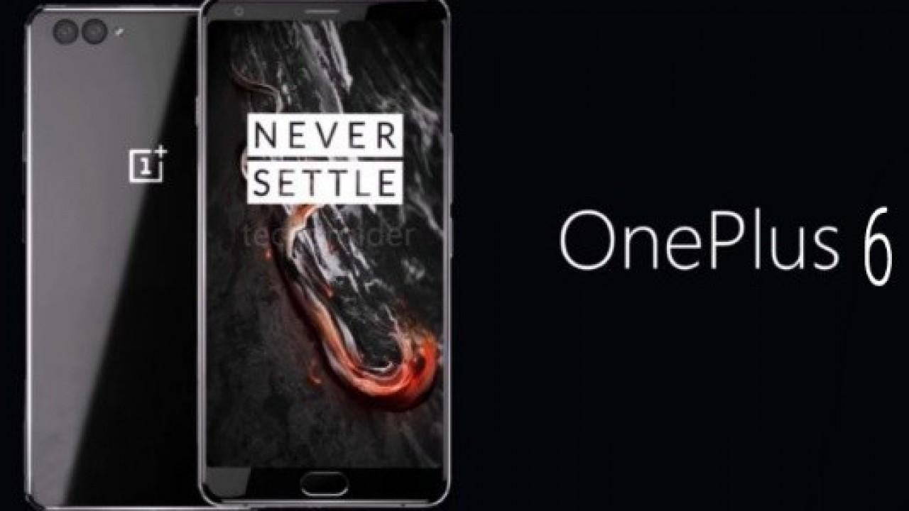 OnePlus 6'nın Basın Görselleri ve Fiyatı İnternete Sızdırıldı