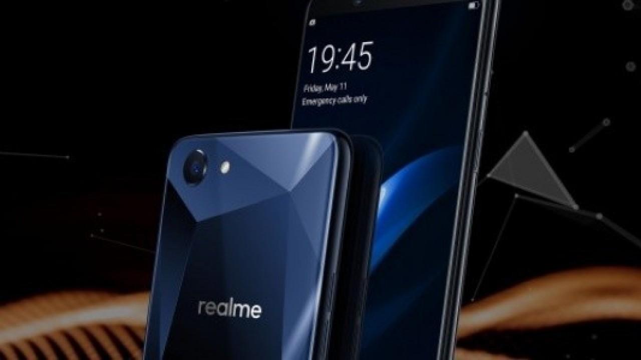 Oppo Realme1 Akıllı Telefon Resmi Olarak Duyuruldu