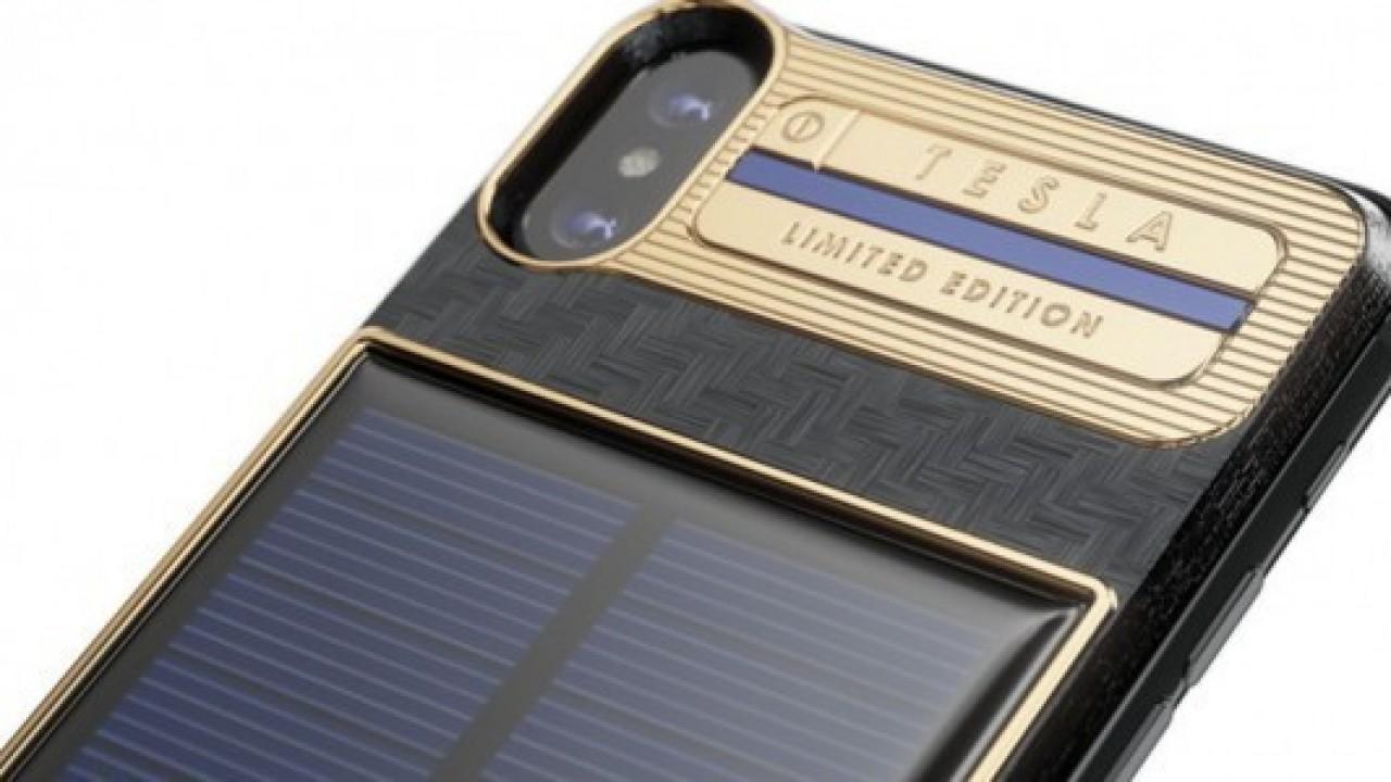 Eğer paranız çoksa, iPhone X Tesla'yı kaçırmayın
